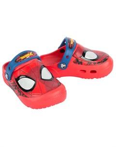Сабо FL SpiderMan Lght Clog K Flame Crocs