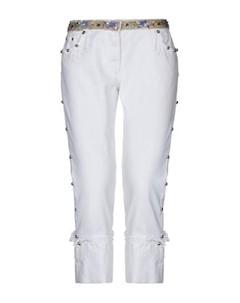 Джинсовые брюки капри Germano zama