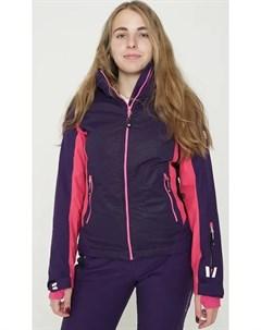 Куртка горнолыжная M L Saba Jkt Lady Blackberry Br Bl 34 Vuarnet