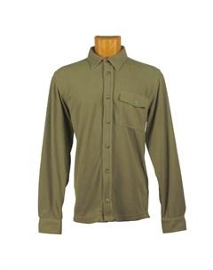 Рубашка флисовая Polar Shirt Ls Fossil M Lafuma