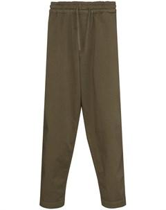 Укороченные брюки Alva свободного кроя Ymc