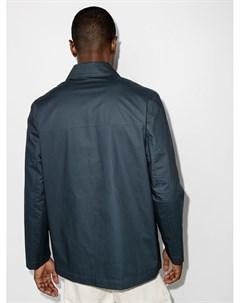 Вощеная куртка с накладным карманом Sunspel