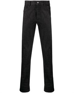 Узкие джинсы с завышенной талией Forme d'expression