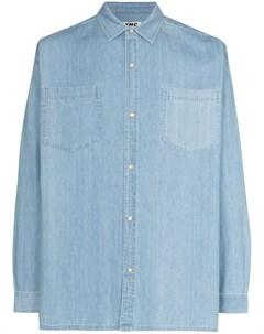 Джинсовая рубашка Slacker Ymc