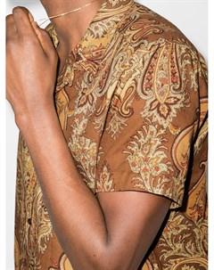 Рубашка Malick с принтом пейсли Ymc