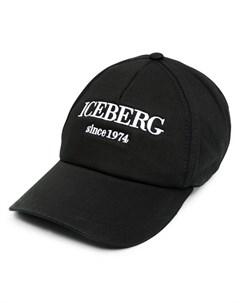 Кепка с вышивкой Iceberg