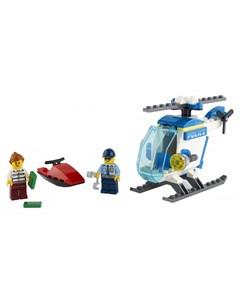 Конструктор City 60276 Лего Город Транспорт для перевозки преступников Lego