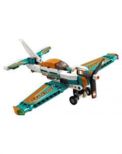 Конструктор Technic 42117 Лего Техник Гоночный самолёт Lego