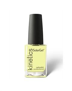 Лак для ногтей SolarGel 493 Fresh Start Kinetics