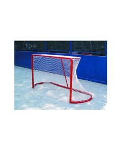 Сетка для хоккейных ворот дтиметр 2 2 мм С051 2 шт Ellada