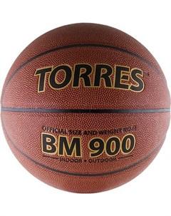 Баскетбольный мяч р 5 BM900 B30035 Torres
