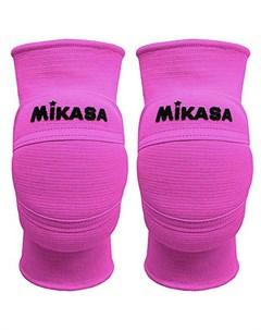 Наколенники волейбольные PREMIER фуксия MT8 Mikasa