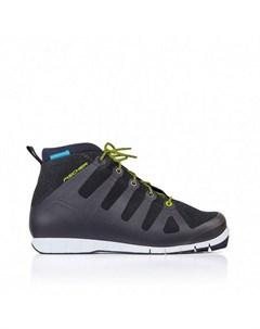 Лыжные ботинки Urban Sport S25019 черный Fischer