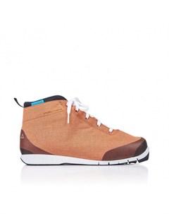 Лыжные ботинки NNN Urban Cross Maron S26419 персиковый Fischer