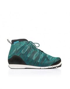 Лыжные ботинки Urban Sport Ocean S26019 голубой Fischer