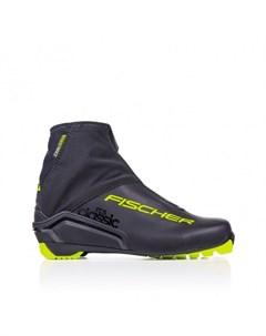 Лыжные ботинки RC5 Classic S17019 черный Fischer