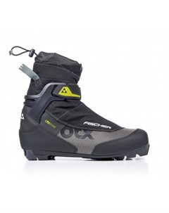Лыжные ботинки NNN Offtrack 3 S35418 черный желтый Fischer