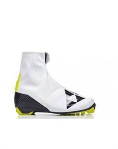 Лыжные ботинки Carbonlite Classic WS S12020 белый Fischer