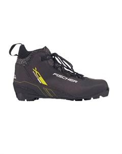 Лыжные ботинки NNN XC Sport S39818 black yellow Fischer