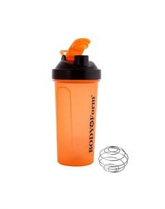Спортивный шейкер BF SSH01 700 оранжевый Body form