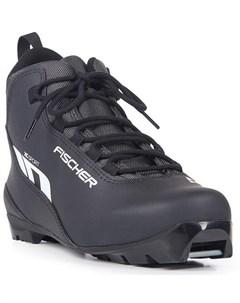 Лыжные ботинки NNN XC Sport S46920 черный белый Fischer