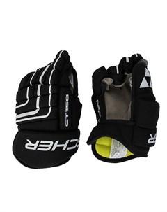 Перчатки хоккейные CT150 цвет черный Fischer