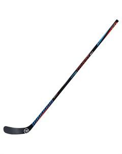 Клюшка хоккейная Covert Qre4 Grip 70 QRE470G8 LFT черно сине красный Warrior