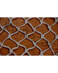 Сетка гаситель хоккейная a 1 88 b 1 2м нить 3 мм ПП 31965360 белый Kv. rezac