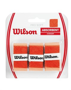 Овергрип Pro Soft Overgrip WRZ4040OR Wilson