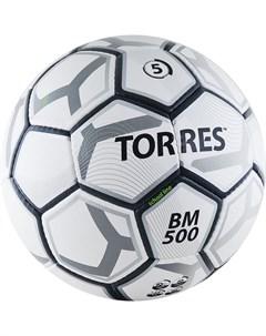 Мяч футбольный BM 500 F30635 р 5 Torres