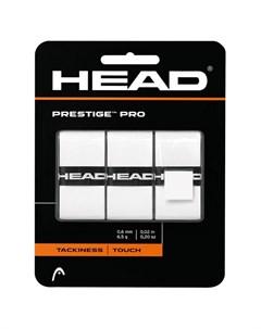 Овергрип Prestige Pro 282009 WH 0 55 мм 3 шт белый Head