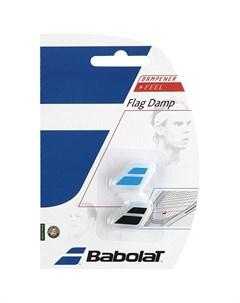 Виброгаситель Flag Damp 700032 146 черно синий Babolat
