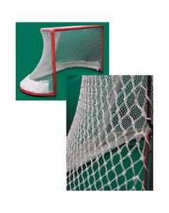 Сетка хоккейная 31965359 a 1 88 b 1 24 c 2 58 d 4 18м нить 3 мм ПП белая Kv. rezac