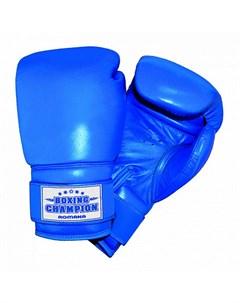 Перчатки боксерские для детей 10 12 лет 8 унций МФ МК 01 70 05 Romana