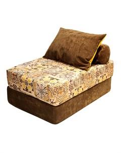 Кресло кровать PuzzleBag Сиена L 100х70х40 Dreambag