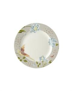 Тарелка десертная Cobblestone Uni 18 см Laura ashley