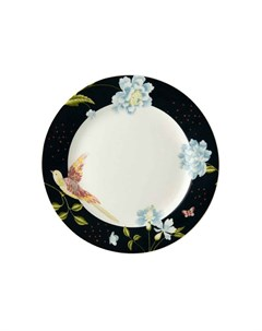 Тарелка десертная Midnight Uni 18 см Laura ashley