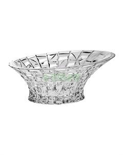 Тарелка Patriot 33 см Crystal bohemia