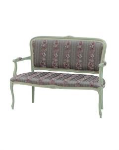 Кресло двухместное Дебора с мягкой спинкой 90х120х47 см Stella