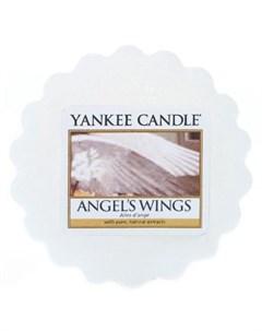 Ароматическая свеча тарталетка Крылья ангела 22 г Yankee candle