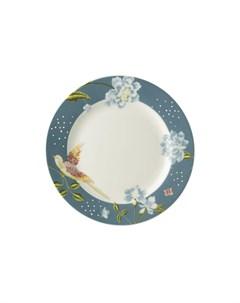 Тарелка десертная Seaspray Uni 18 см Laura ashley