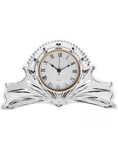 Часы 27см a s Crystal bohemia