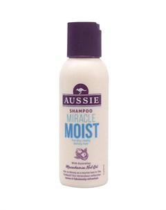 Шампунь Miracle Moist для сухих и поврежденных волос 90 мл Aussie