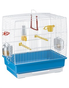 Клетка для птиц Rekord 2 белая Ferplast