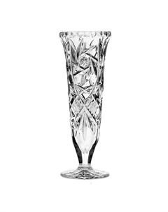 Ваза Pinwheel 21 см Crystal bohemia