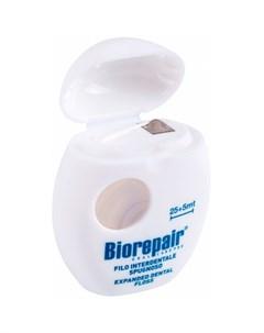 Зубная нить Expanded Dental Floss 30 м Biorepair