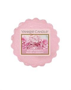 Тарталетка Пудровый букет 6 см Yankee candle