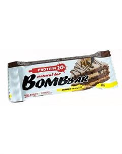 Батончик протеиновый Датский бисквит 60 г Bombbar