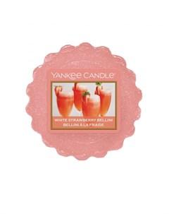 Тарталетка Клубничный Беллини 6 см Yankee candle