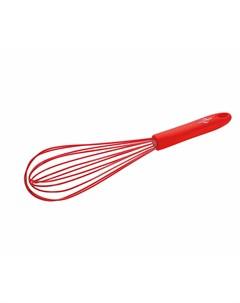 Венчик Trend красный 30 см Kuchenprofi
